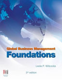 Global Business Management Foundations
