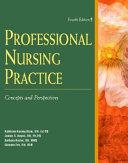 Professional Nursing Practice Book