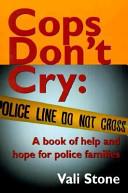 Pdf Cops Don't Cry