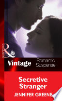 Secretive Stranger  Mills   Boon Vintage Romantic Suspense   New Man in Town  Book 1