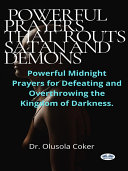 Prayers That Routs Satan And Demons [Pdf/ePub] eBook