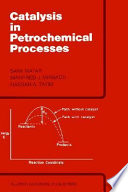 Catalysis In Petrochemical Processes Book PDF