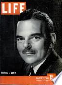 22 mär. 1948