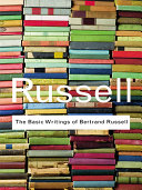 Pdf The Basic Writings of Bertrand Russell Telecharger