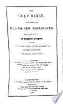 The holy Bible, arranged in paragraphs and parallelisms, with annotations, by T.W. Coit Pdf/ePub eBook
