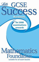 Maths Foundation Workbook