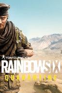 Tom Clancy s Rainbow Six Quarantine Book