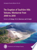 The Eruption of Soufriere Hills Volcano, Montserrat from 2000 to 2010