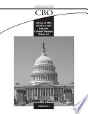 Review Of Cbo S Activities In 2010 Under The Unfunded Mandates Reform Act Umra