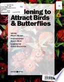 Gardening to Attract Birds & Butterflies