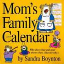 Mom s Family Calendar