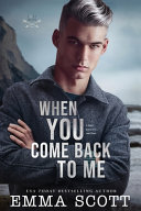 When You Come Back to Me Book PDF