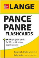 LANGE PANCE PANRE Flashcards