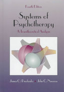 Cover of Systems of Psychotherapy