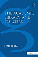 The Academic Library and Its Users [Pdf/ePub] eBook