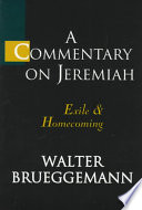 A Commentary on Jeremiah Book