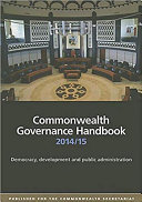 Commonwealth Governance Handbook 2014 15