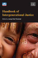 Handbook of Intergenerational Justice