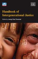 Handbook of Intergenerational Justice Pdf/ePub eBook