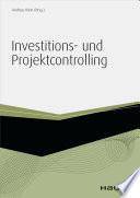 Investitions- und Projektcontrolling - inkl. Arbeitshilfen online