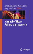 Manual of Heart Failure Management