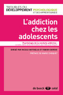 L'addiction chez les adolescents