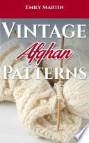 Vintage Afghan Patterns