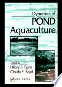 Dynamics of Pond Aquaculture