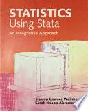 Cover of Statistics Using Stata