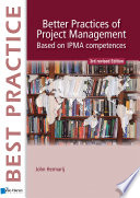 Better Practices Of Project Management Based On Ipma Competences 3rd Revised Edition