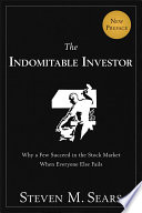 The Indomitable Investor Book PDF