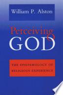 Perceiving God
