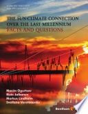The Sun Climate Connection Over the Last Millennium Facts and Questions