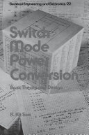 Switch Mode Power Conversion