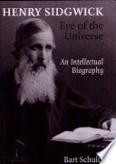 Henry Sidgwick   Eye of the Universe Book