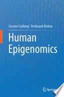 Human Epigenomics Book PDF