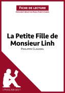 Pdf La Petite Fille de Monsieur Linh de Philippe Claudel (Analyse de l'oeuvre) Telecharger