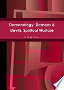 Demonology Demons Devils Spiritual Warfare