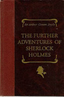 The Further Adventures of Sherlock Holmes Book