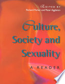 Culture  Society and Sexuality