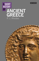 A Short History of Ancient Greece Book
