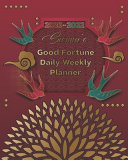 2020 2022 Sienna s Good Fortune Daily Weekly Planner