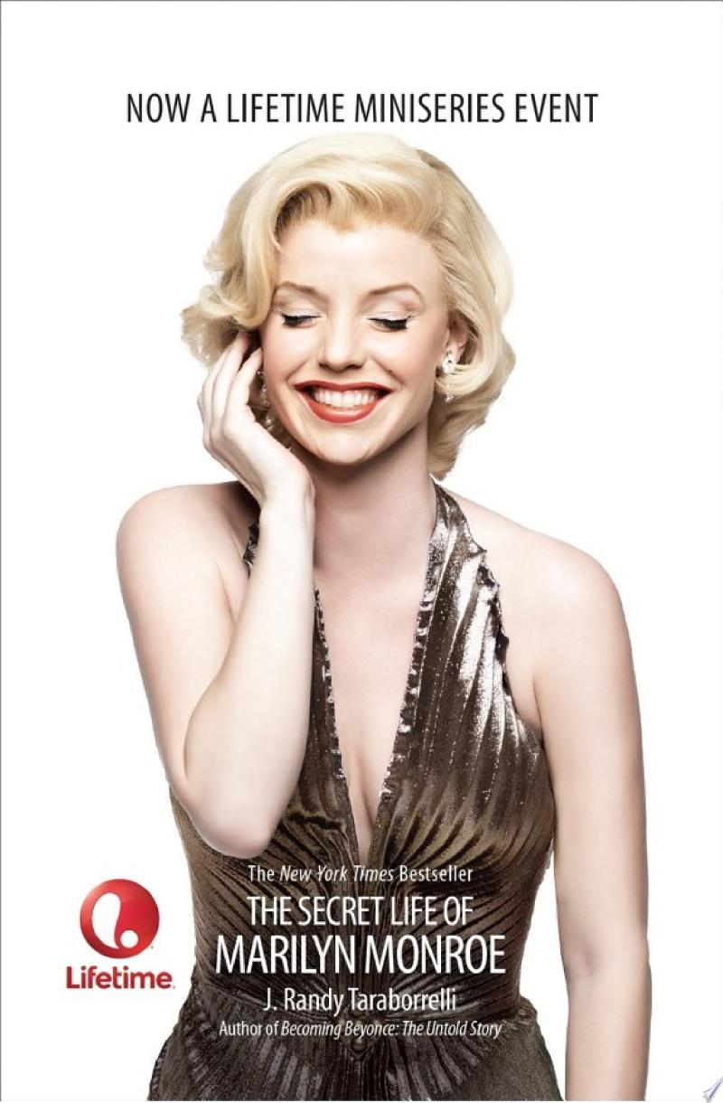 The Secret Life of Marilyn Monroe banner backdrop