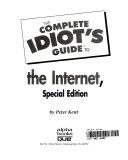 The Complete Idiot s Guide to the Internet  Special Edition