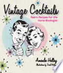Vintage Cocktails Book