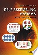 Self Assembling Systems Book PDF