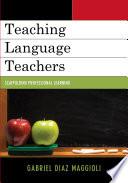 Teaching Language Teachers