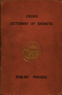 Dictionary of Idiomatic English Phrases