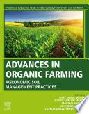Advances in Organic Farming