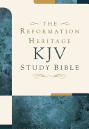 Reformation Heritage Study Bible KJV